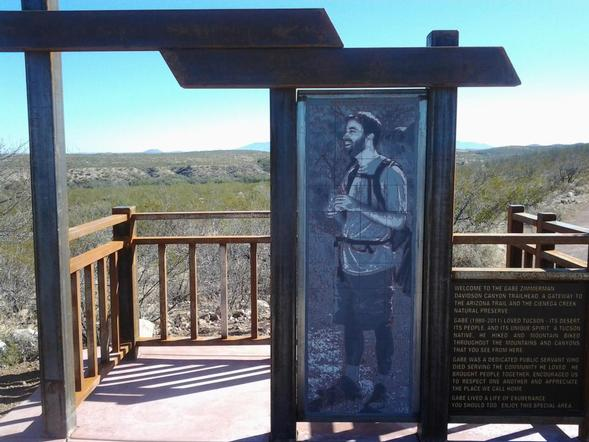 Gabe Zimmerman Trailhead